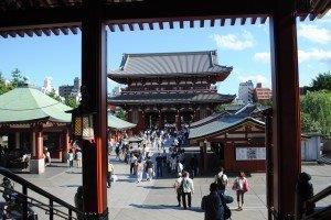 Sensoji Temple Complex, Asakusa, Tokyo