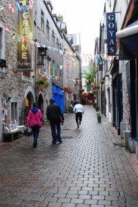 Kirwan's Lane, Galway.