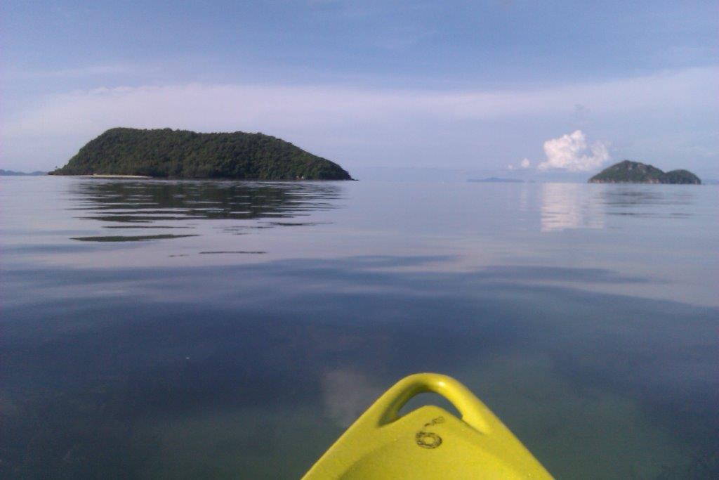 Forward Paddle–Kayaking Koh Phangan - The Track & Off ...
