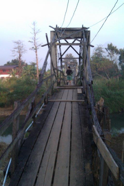 Bridge over the Nam Song