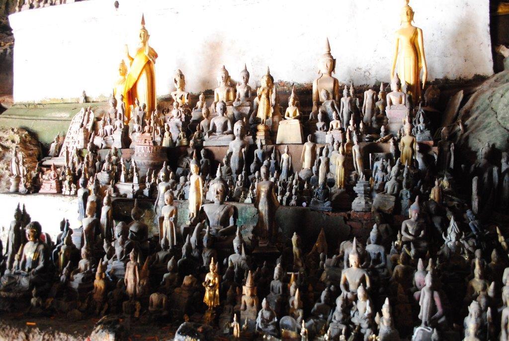 Pac Ou Caves - Luang Prabang 084
