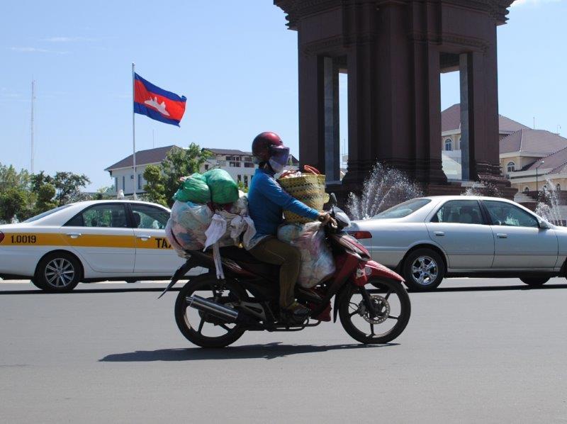 Koh Kong, Phnom Penh, Borneo 085