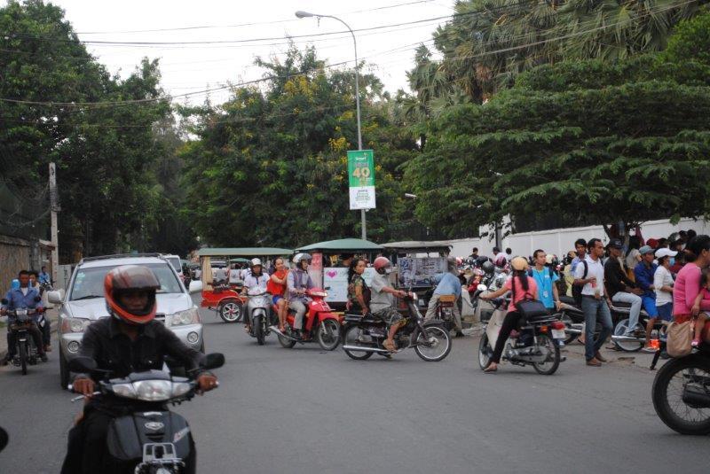 Koh Kong, Phnom Penh, Borneo 117